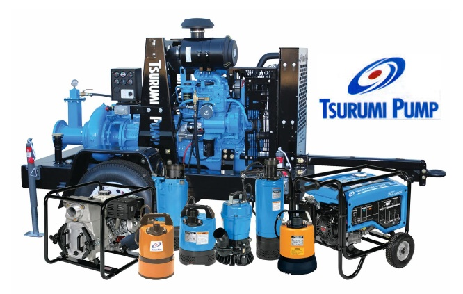 tsurumi-pumps