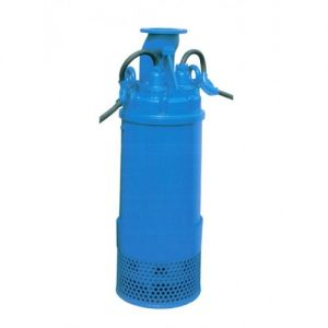 Máy bơm nước thải Tsurumi LH422- 22KW 30HP