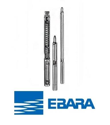 Báo giá máy bơm chìm giếng khoan Ebara 6inch 6BHS