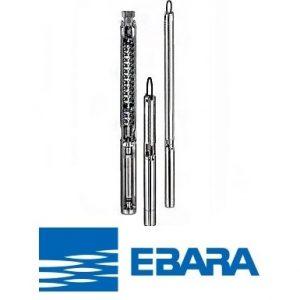 Báo giá bơm chìm giếng khoan Ebara 4inch 4BHS