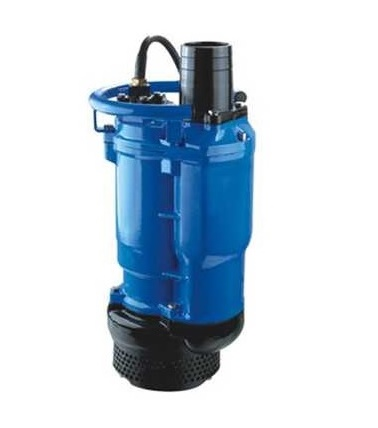 Báo giá bơm nước thải Tsurumi KTZ47.5 - 7,5kW/10HP