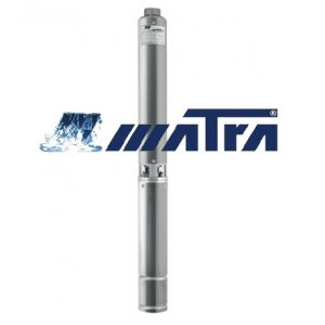 Bơm chìm giếng khoan Matra 4inch 1,1kW