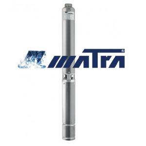 Máy bơm chìm giếng khoan Matra 5,5kW - 7,5HP